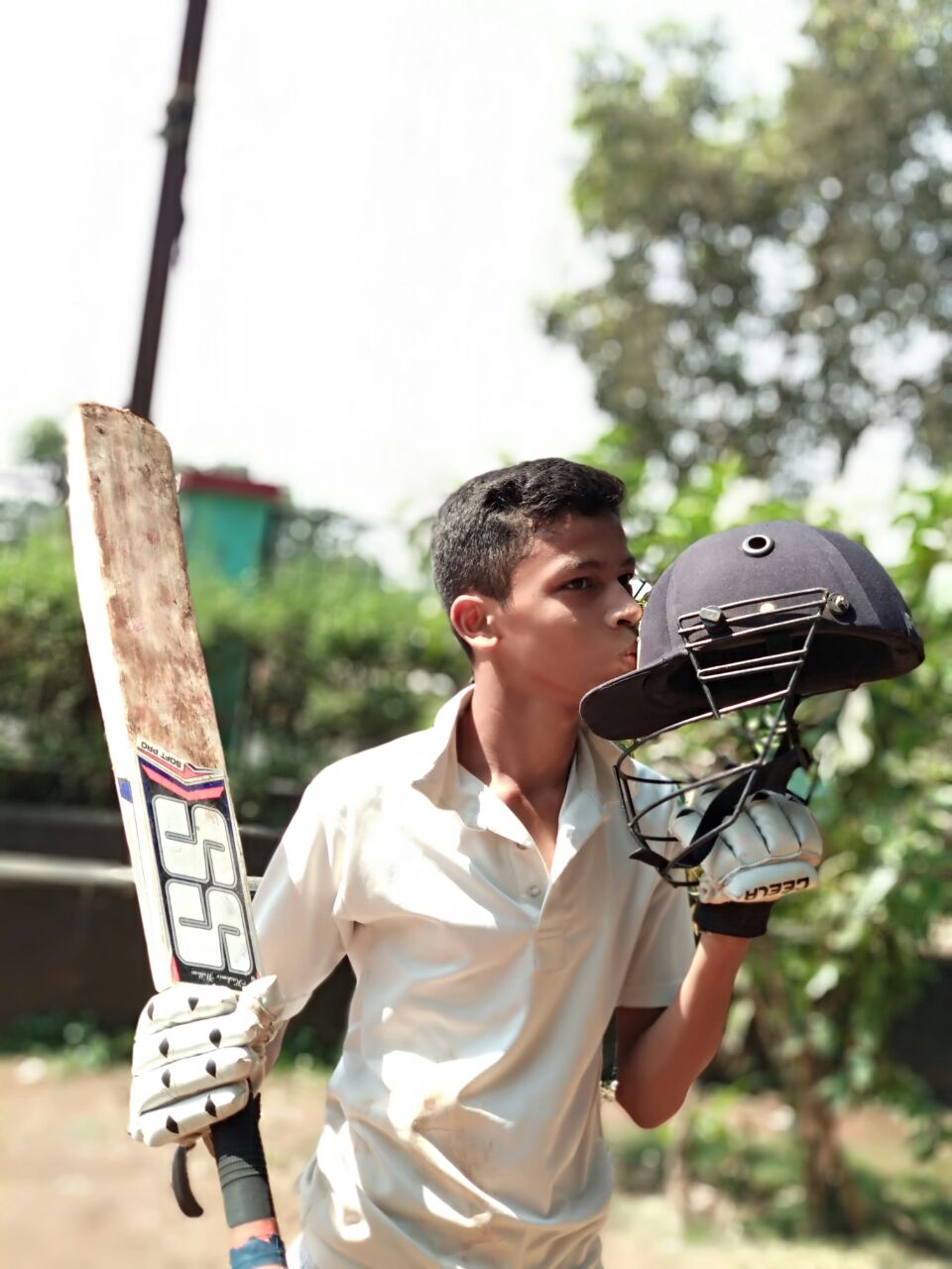 कल्याण चा साहिल कोचरेकर— उद्याचा क्रिकेट स्टार