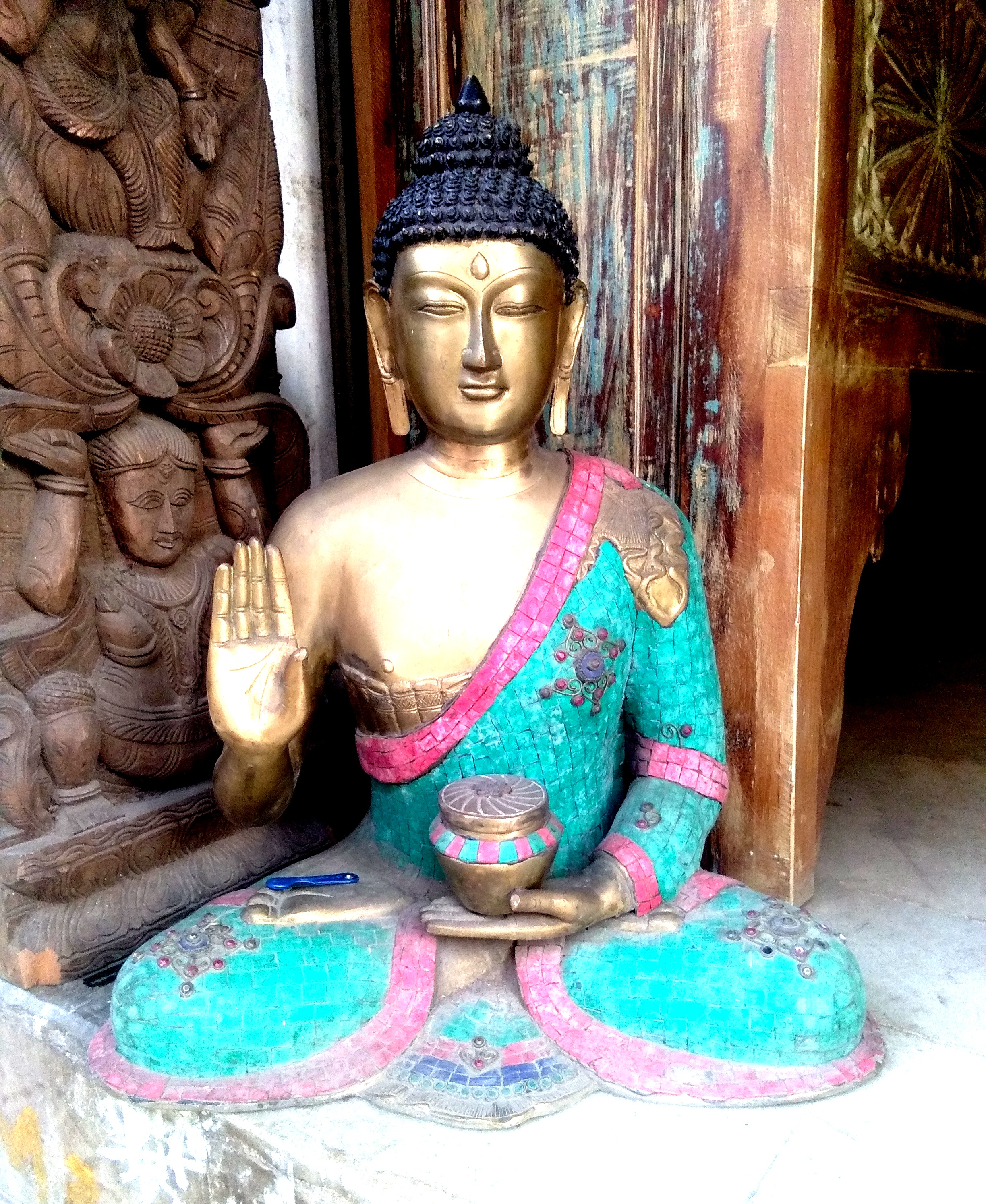 About Buddhas …..