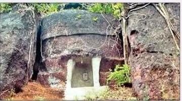 कोकणात आढळला पुरातण बौद्धस्तूप