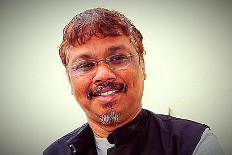 """प्रसिध्द सिने-नाटय  लेखक,साहित्यिक मा.संजय पवार – """"अक्षरनामा"""" वरून"""