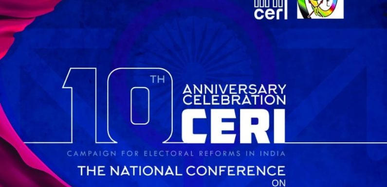 """Conference on Electoral Systems – Proportional Representation System for India"""" at Mumbai Press Club"""